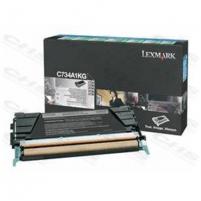 Lexmark X748 Magenta Corporate Toner Cartridge (10K)