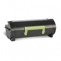 Lexmark 502U Ultra High Yield Return Program Toner Cartridge (20K) for MS510dn / MS610de / MS610dn / MS610dte
