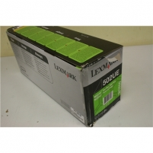 Lexmark 50F2U0E kartridžas, Black, 20000 pages Toneriai ir kartridžai