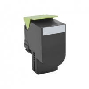 Lexmark 80x Black Toner Cartridge High Return (4K) for CX410de, CX410dte, CX410e, CX310dn, CX310n, CX510de, CX510dhe