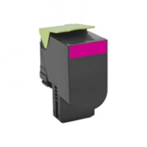 Lexmark 80x Magenta Toner Cartridge Return Program (2K) for CX410de, CX410dte, CX410e, CX310dn, CX310n, CX510de