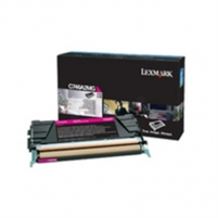 Lexmark C74x Magenta Corporate Toner Cartridge (7k)