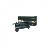 LEXMARK C792 YELLOW EHY PR.CARTR. 20K