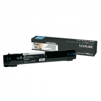 LEXMARK C950 BLACK EXTRA HIGH YIELD TONE