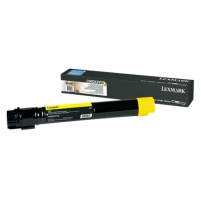 LEXMARK C950 YELLOW EXTRA HIGH YIELD TON