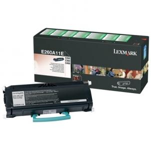Lexmark E260, E360, E460 Return Programme Toner Cartridge (3.5K) for E260 / E260d / E260dn / E360d / E360dn / E460dn