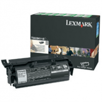 Lexmark T650, T652, T654 High Yield Return Programme Print Cartridge (25K) for T650dn / T650dtn / T650n / T652dn