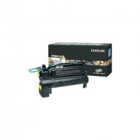 Lexmark X792 Yellow Extra High Yield Return Programme Print Cartridge (20K) for X792de / X792de Gov S36 HV / X792dte