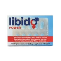 Libido Power Aphrodisiacs