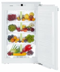 LIEBHERR IB 1650 Įmontuojamas šaldytuvas