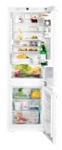 LIEBHERR ICN 3376 Įmontuojamas šaldytuvas Įmontuojami šaldytuvai ir šaldikliai