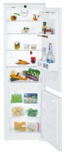 LIEBHERR ICUS 3324 Įmontuojamas šaldytuvas Įmontuojami šaldytuvai ir šaldikliai