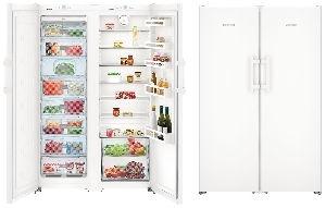 LIEBHERR SBS 7242 Refrigerator-šaldikli