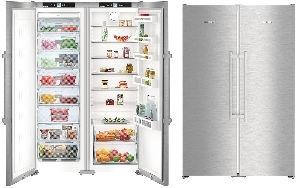 LIEBHERR SBSef 7242 Refrigerator-šaldikli