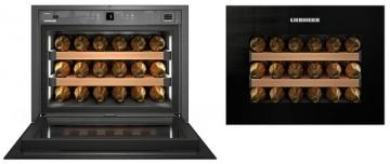 LIEBHERR WKEgb 582 Įm. šaldytuvas vynui Įmontuojami šaldytuvai ir šaldikliai