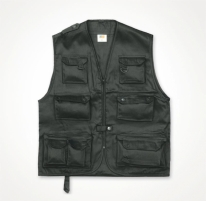 Liemenė juoda Surplus Tactical shirts, vests