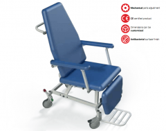 Ligonio transportavimo vežimėlis TSC Wheelchairs for adults