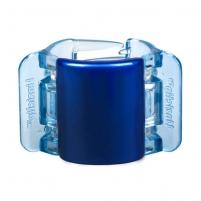 Linziclip Midi Hair Clip Cosmetic 1vnt. Blue Pearl Translucent Aksesuarai plaukams