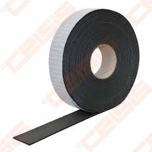 Lipni kaučiukinė juosta Thermaflex 3 mm x 50 mm x 15 m Palīgierīces sanitāro materiāli