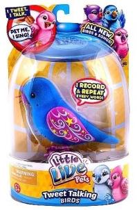 Interaktyvus paukštis Little Live Pets  280393-2 / 28076 Interaktyvūs žaislai