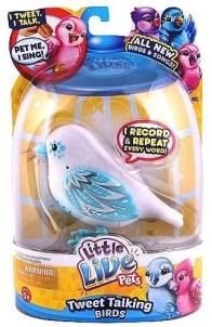 Interaktyvus paukštis Little Live Pets  280393-3 / 28076 Interaktyvūs žaislai