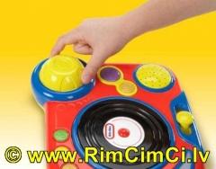 little tikes 612848 poptunes Music Mixer DJ Muzikiniai žaislai