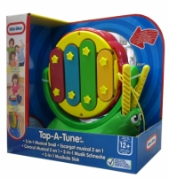 little tikes 616396 Tap-A-Tune 2 in 1 Musical Snail Musical toys