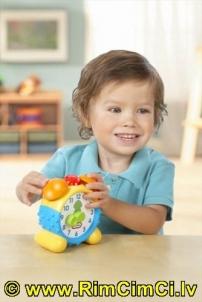 little tikes 620584 Discover Sounds Alarm Clock Rotaļlietas zīdaiņiem