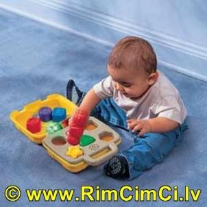 little tikes Discover Sounds Tool Box 612220 Rotaļlietas zīdaiņiem