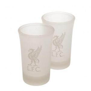 Liverpool F.C. dveijų stikliukų rinkinys