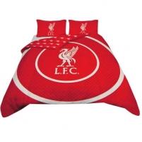 Liverpool F.C. dvigulės, dvipusės patalynės komplektas