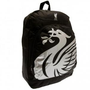 Liverpool F.C. kuprinė (Juoda) Atbalstītājs merchandise