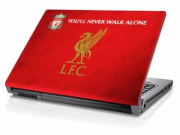 Liverpool F.C. nešiojamojo kompiuterio lipdukas