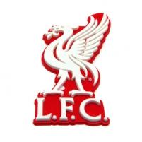 Liverpool F.C. šaldytuvo magnetas