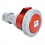 Lizdas 5P, 16A, nešiojamas, IP67, TP-ELECTRIC 3106-304-1600 Industrial sockets