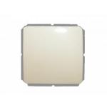 Lizdas p/t 2P+E be rėmelio, kreminis, blisteryje, Vilma ST150 RP16-002-02 blis Plaster slots