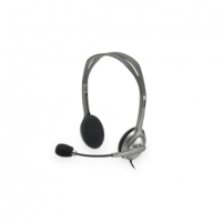 Logitech Stereo Headset H111 with Mic