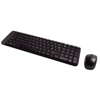 Logitech Wireless Touch MK220, RU