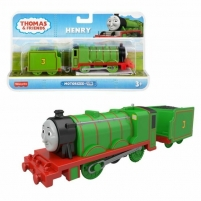 Lokomotyvas BML10 / BMK88 Thomas & Friends HENRY, TrackMaster FISHER-PRICE