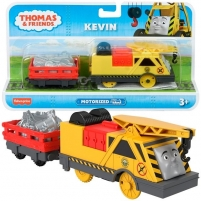Lokomotyvas GJX82 / BMK88 Thomas & Friends KEVIN, TrackMaster FISHER-PRICE