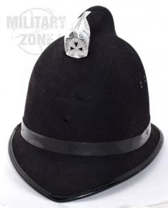 Londono policijos šalmas Christy Guardian, repro Antikvaras, reprodukcijos