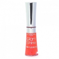 L´Oreal Paris Glam Shine Diamant Lip Gloss Cosmetic 6ml 173 Sheer Framboise Blizgesiai lūpoms