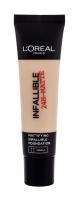 L´Oreal Paris Infallible 24H-Matte Foundation Cosmetic 35ml 11 Vanilla Maskuojamosios priemonės veidui