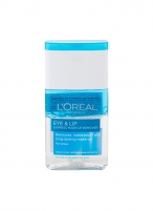 L´Oreal Paris Makeup Remover Eye Lip Waterproof Cosmetic 125ml Sejas tīrīšana