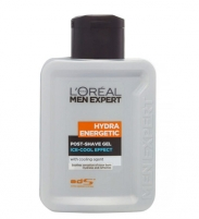 L´Oreal Paris Men Expert Hydra Energetic Post-Shave Gel Cosmetic 100ml