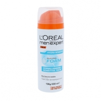 L´Oreal Paris Men Expert Hydra Sensitive Shave Foam Cosmetic 200ml Shaving foam