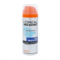 L´Oreal Paris Men Expert Shave Foam Anti-Irritation Cosmetic 200ml Skutimosi putos