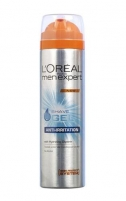 L´Oreal Paris Men Expert Shave Gel Anti-Irritation Cosmetic 200ml Skutimosi želė