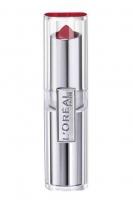 L´Oreal Paris Shine Caresse Lipstick Cosmetic 4g 06 Aphrodite Scarlet Lūpų dažai
