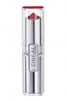 L´Oreal Paris Shine Caresse Lipstick Cosmetic 4g 401 Rebel Red Lūpų dažai